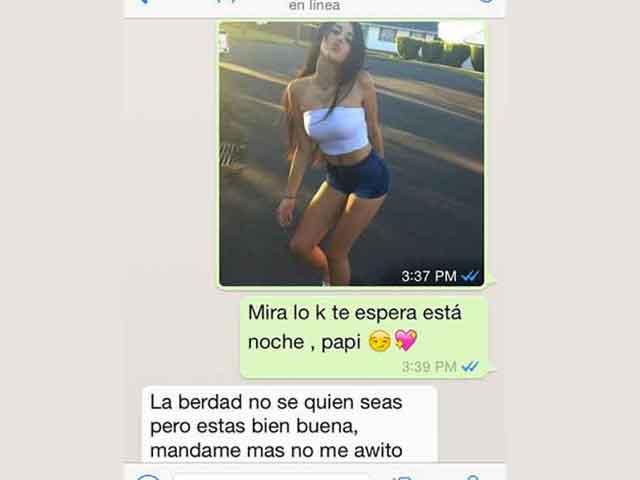 Trolita Petera Del Whatsapp