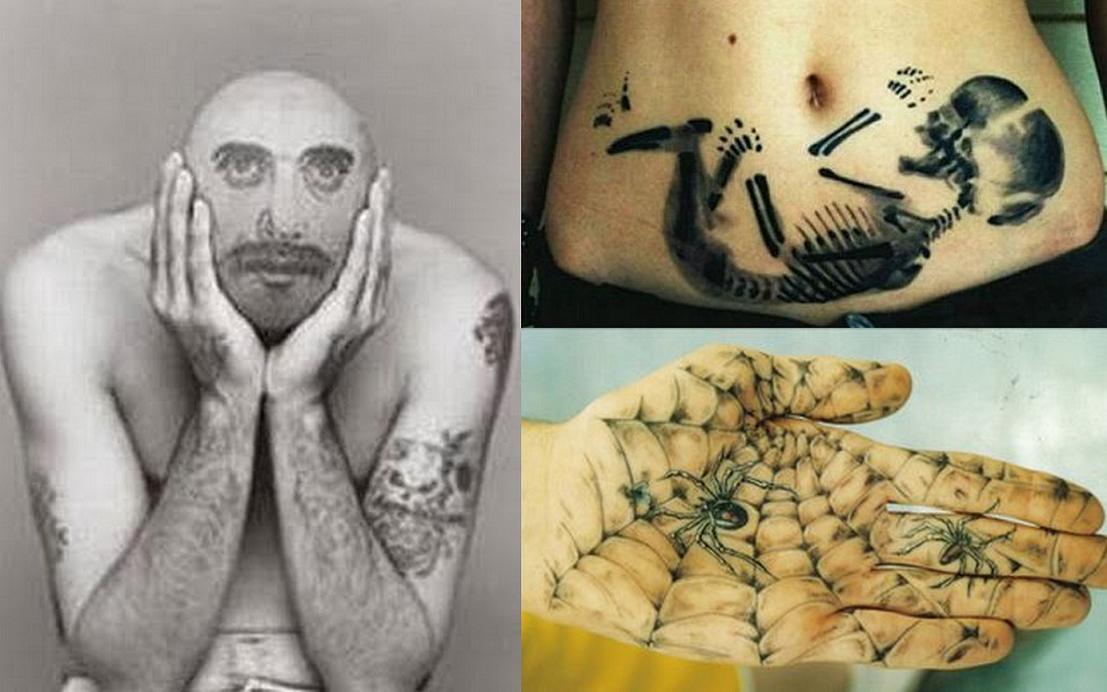 Top Tatuajes Mas Raros Y Originales Cabroworld