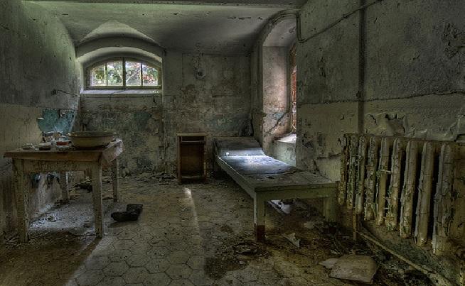 El terrorífico hospital abandonado del Torax de Barcelona (Leyenda ...