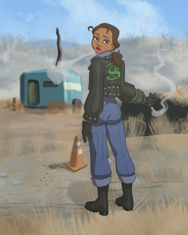 Princesas-de-Disney-como-personajes-de-Fallout-7-600x750