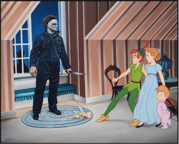 Princesas-de-Disney-con-villanos-del-cine-3-730x587