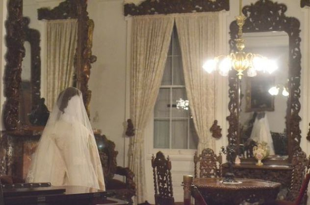 el vestido de novia maldito de sevilla ¡leyenda aterradora! - cabroworld