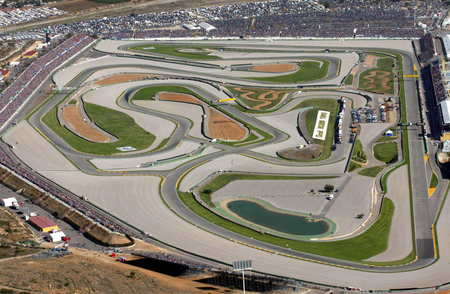 Circuito Urbano Valencia : Top mejores circuitos de carreras en españa cabroworld