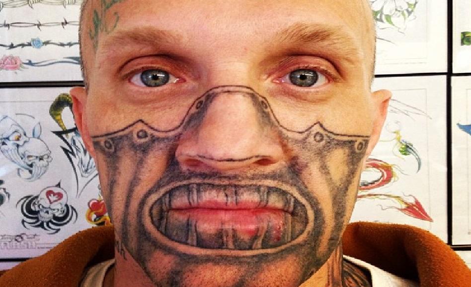 Top Los Tatuajes Mas Raros Que Seguro Que No Te Harias Nunca Wtf