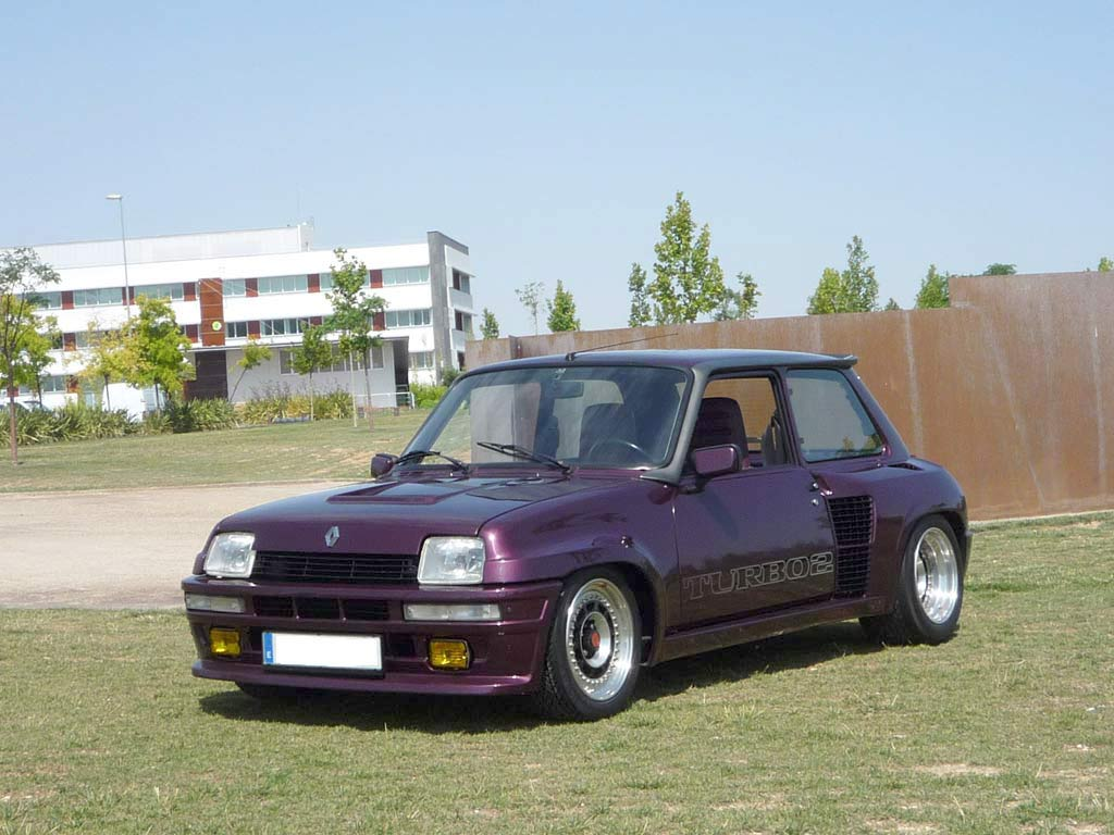 top 10 renault 5 turbo 2 cabroworld. Black Bedroom Furniture Sets. Home Design Ideas