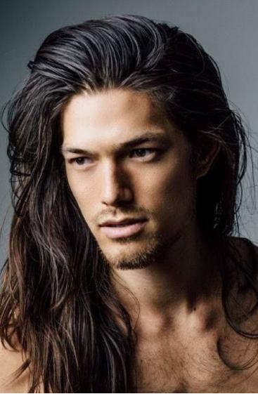 hombres con el pelo largo que te volver n completamente