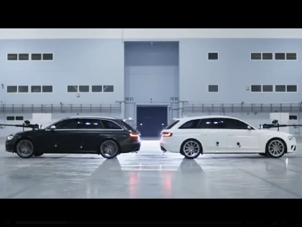 _2013 Audi RS 4 Avant __ 'Ultimate Paintball Duel'