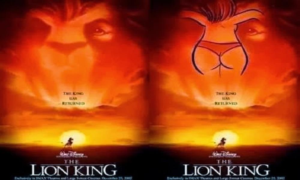 Los mensajes subliminales de las películas de Disney
