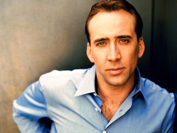 famosos en ruina Nicolas Cage