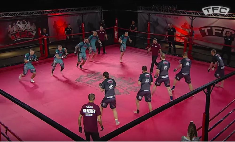 """Esto es el """"TFC"""", combates de cinco contra cinco - CABROWORLD"""
