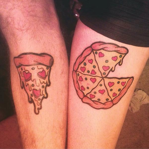 Tatuajes De Parejas Algunos Tan Bonitos Y Otros Tan Lamentables