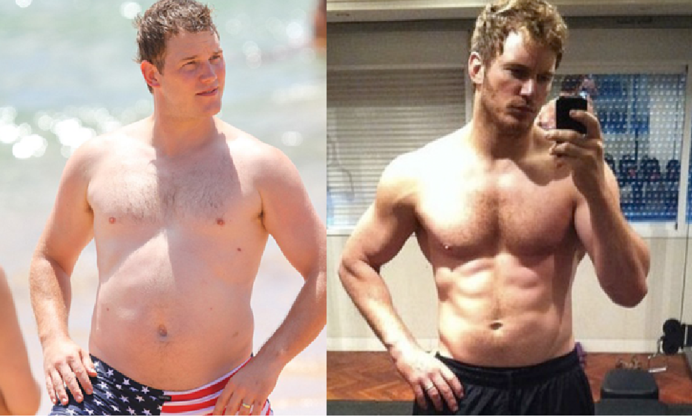 Adelgazar 15 kilos antes y despues famosos