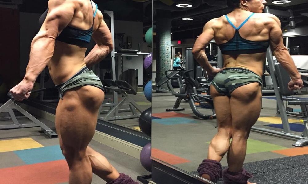 TOP: ¡9 Chicas musculosas que seguro que tienen más brazo que TÚ ...
