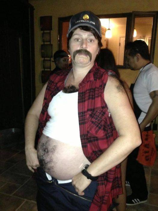 Disfraces de halloween para mujeres embarazadas