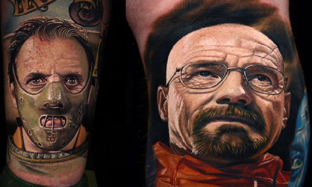 Top Tatuajes Realistas Cabroworld