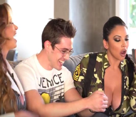 Brittiney lanza un video sexual