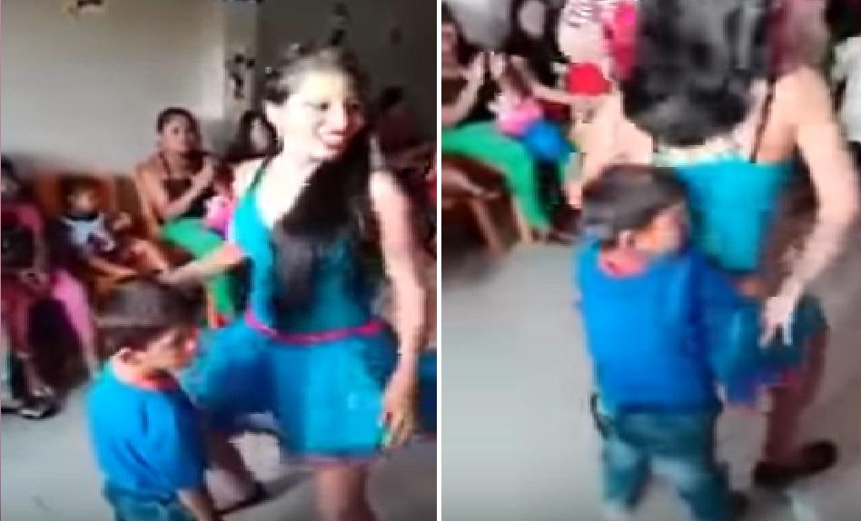 Bailes sexuale de mujeres y hombres