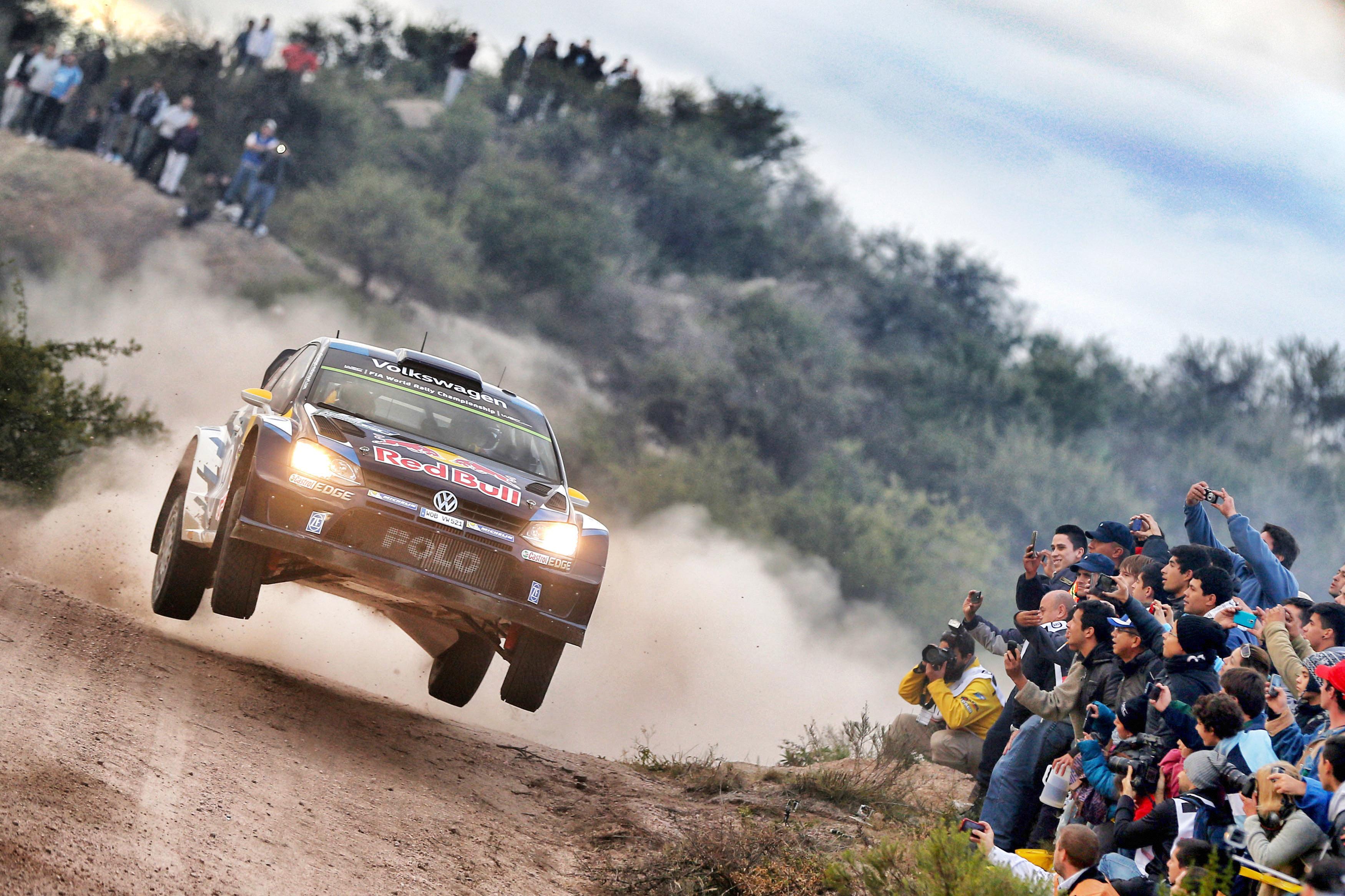 FIA WORLD RALLY CHAMPIONSHIP 2015 -WRC Rally Argentina (ARG) - WRC 17/04/2015 to 19/04/2015 - PHOTO : @World