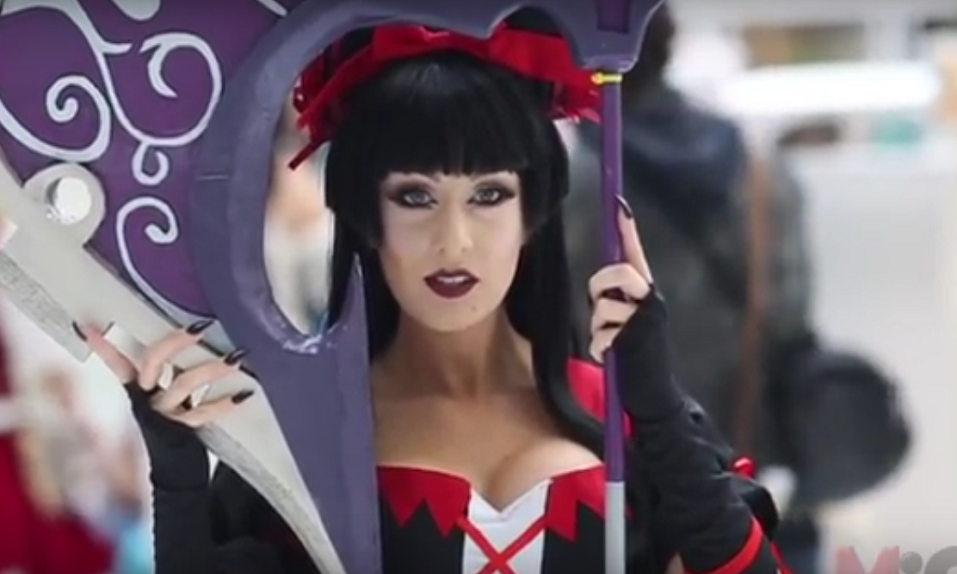 Los mejores GIRLS COSPLAYS de MMOinGame - CABROWORLD