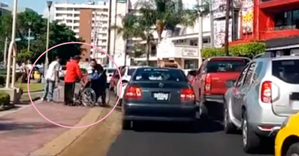 """Milagrosa curación de un """"discapacitado"""" tras los golpes de un taxista - CABROWORLD"""