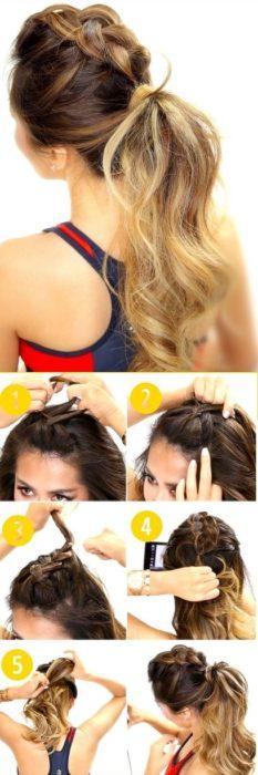 20-Peinados-para-lucir-en-el-gimnasio-11-233x700