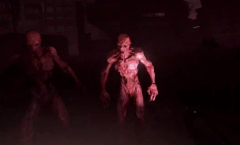 """A un abuelo le regalan una """"experiencia virtual"""" con ZOMBIES... ¡Se queda sin balas y se defiende de los zombies a MANOTAZOS! - CABROWORLD"""