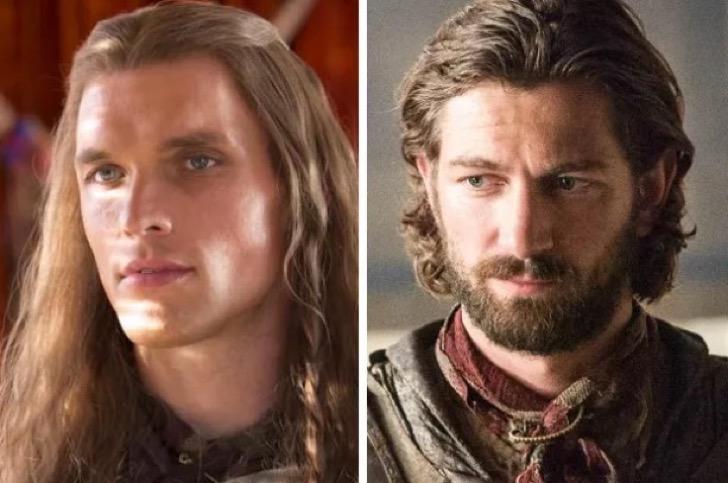 Personajes de Juego de Tronos que están muy diferentes ... ¡porque ...