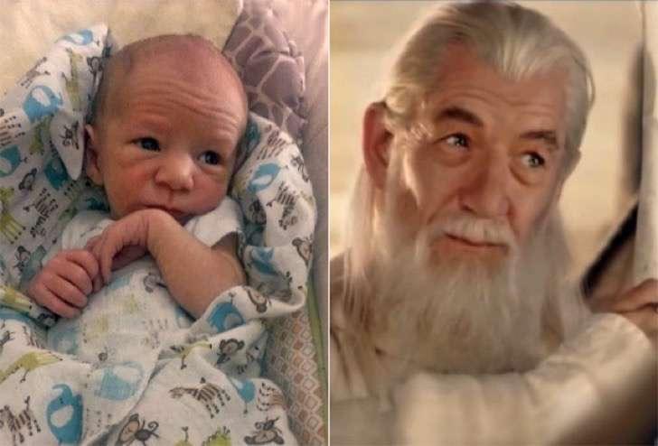 Bebés que se parecen MUCHÍSIMO a otras personas/cosas. - CABROWORLD