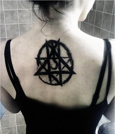 Vegeta And Trunks Tattoo