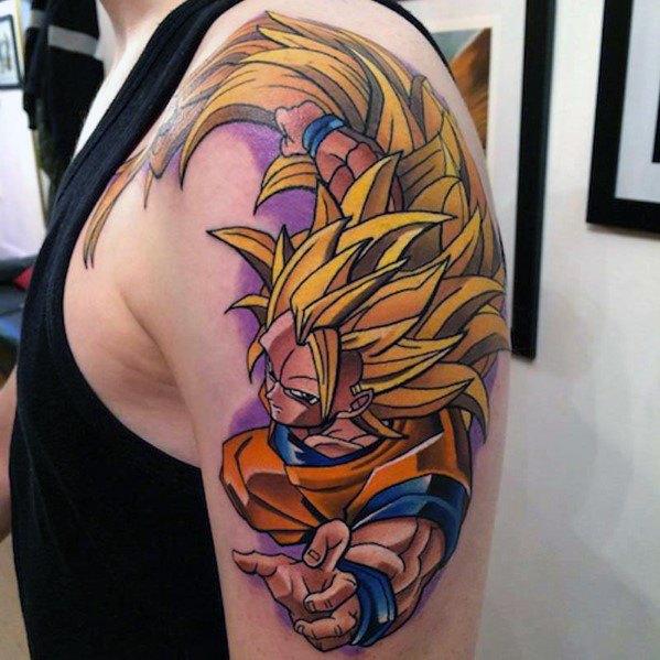 Tatuajes Anime tatuajes que te enamorarÁn si te encanta el anime - cabroworld
