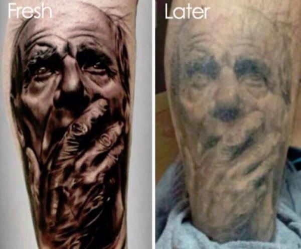 tatuajesconelpasodelosaños7