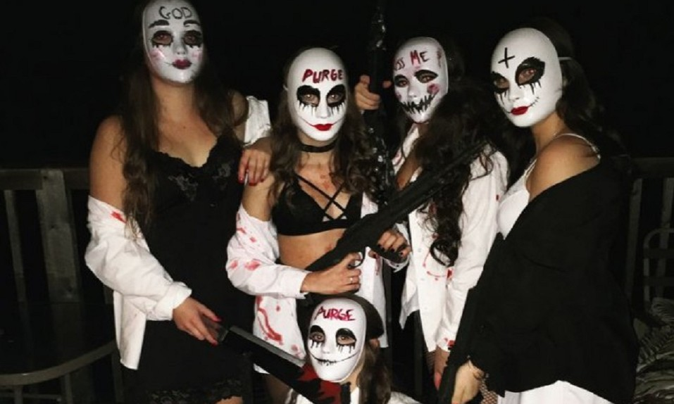 Ideas geniales de disfraces en grupo para Halloween CABROWORLD