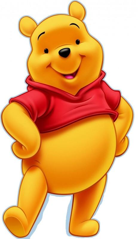 Sabías que los personajes de Winnie The Pooh \