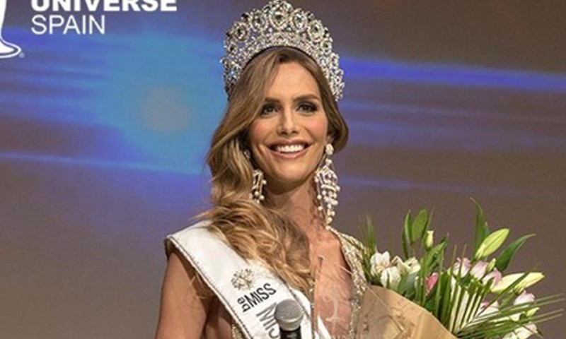 Angela Ponce, la primera trans en Miss Universo