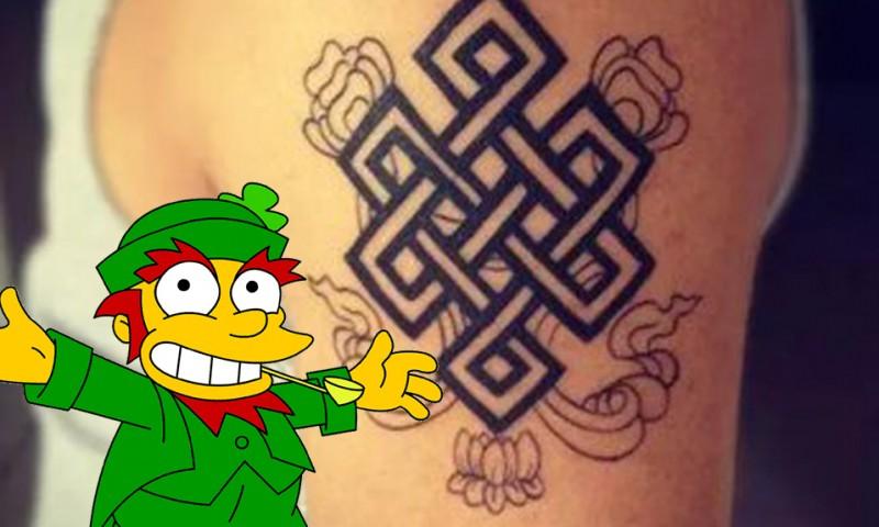 19 Tatuajes Para Invocar A La Buena Suerte Cabroworld