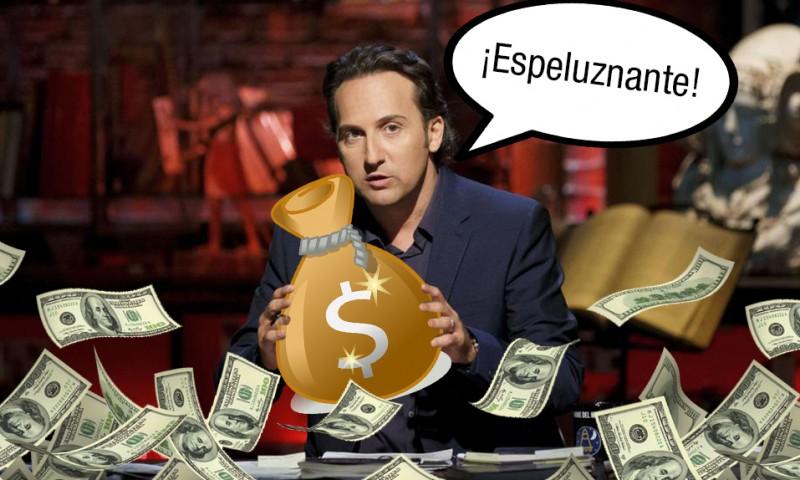 Los astronómicos beneficios que genera Iker Jiménez (Cuarto Milenio ...
