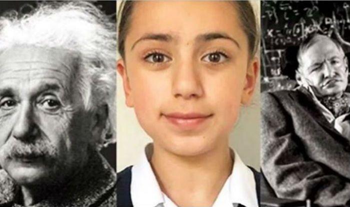 Esta Niña De 11 Años Ha Superado El Coeficiente Intelectual De Einstein Y Se Siente Así Al Respecto Cabroworld