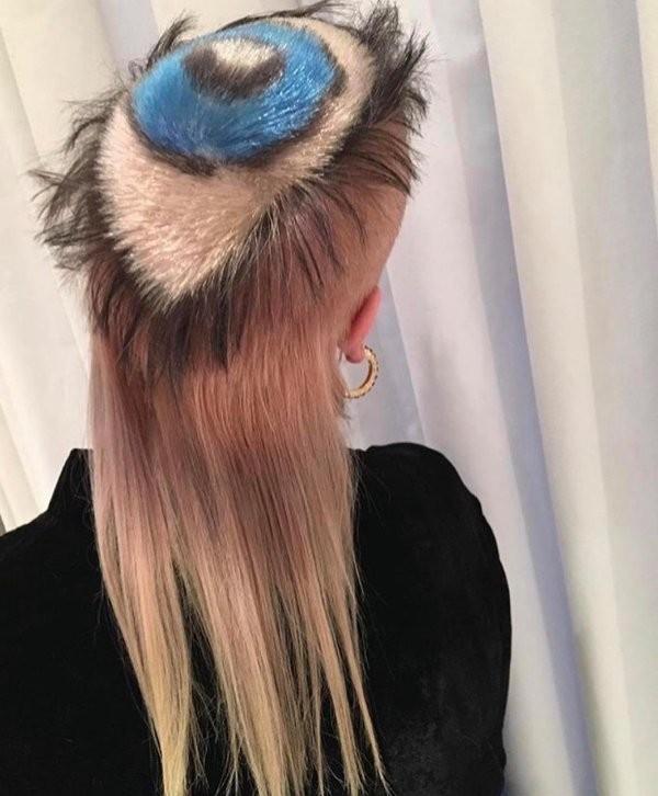 Los peinados mas locos y graciosos 13
