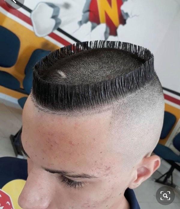 Los peinados mas locos y graciosos 10